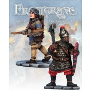 Frostgrave - Capitaines 1