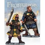 Frostgrave - Capitaines 2