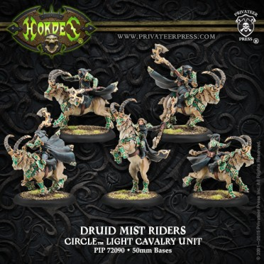 Hordes - Druid Mist Riders