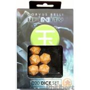 Infinity - Yu Jing D20 Dice Set