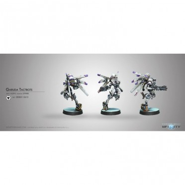 Infinity - Garuda Tactbots (Spitfire)