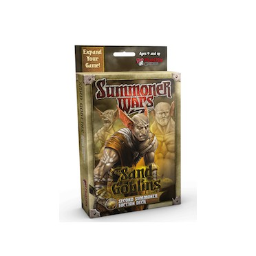 Summoner Wars - Sand Goblins Second Summoner
