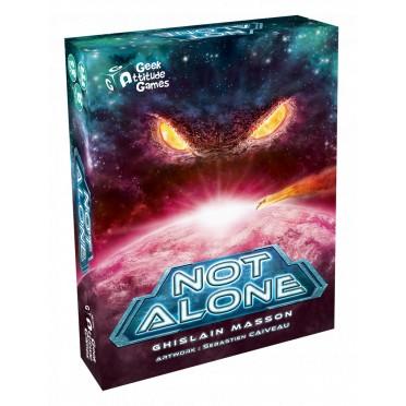 Not Alone (anglais)