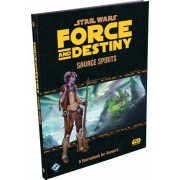 Star Wars - Force and Destiny : Savage Spirits