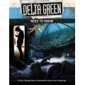 Delta Green - Need to Know 0