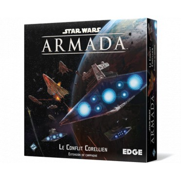 Star Wars Armada - Le Conflit Corellien VF