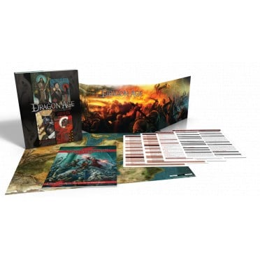 Dragon Age - Pack : Garde des Ombres
