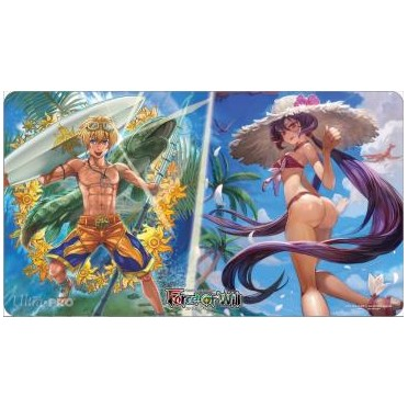 Playmat - Force of Will : Beach Day