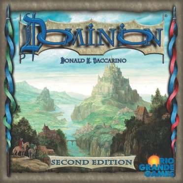Dominion (Anglais) 2nd Edition