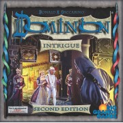 Dominion (Anglais) - Intrigue 2nd edition