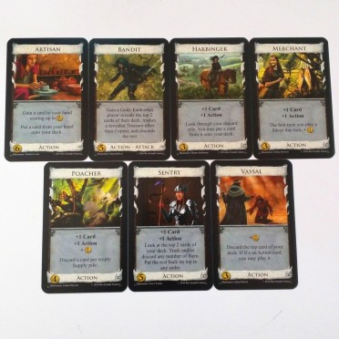 Dominion (Anglais) 2nd Edition - Update Pack
