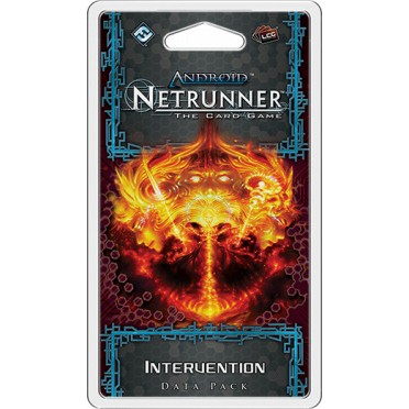 Android Netrunner - Intervention (Anglais)