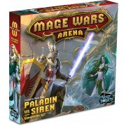 Mage Wars Arena : Paladin vs Siren