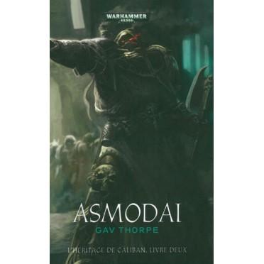 Asmodai : Livre 2 - L'Héritage de Caliban