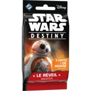 "Star Wars Destiny : Booster VF ""Le Réveil"""