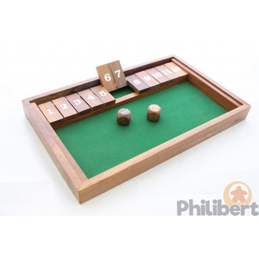 Shut The Box 12
