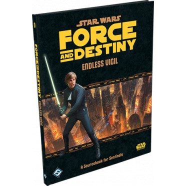 Star Wars - Force and Destiny : Endless Vigil