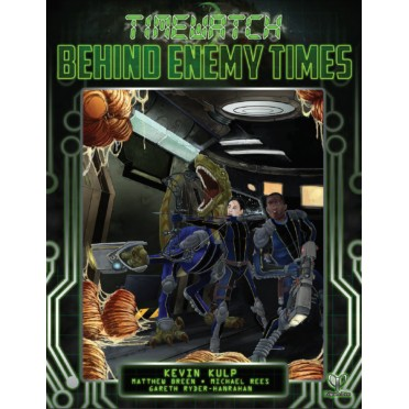 TimeWatch - Behind Ennemy Times