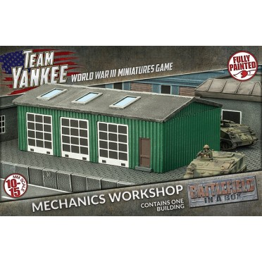 Team Yankee - Mechanics Workshop