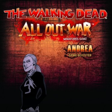 The Walking Dead : AOW - Andrea