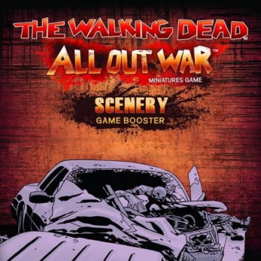The Walking Dead : AOW - Décors