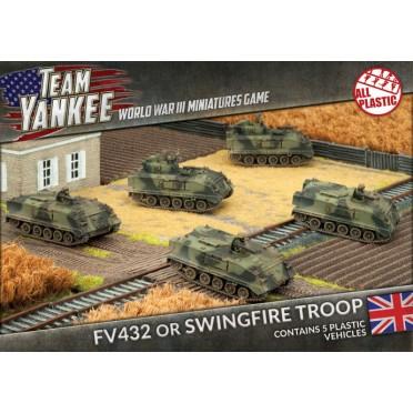 Team Yankee - FV432 or Swingfire Troop (Plastic)