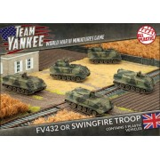 Team Yankee - FV432 or Swingfire Troop (Plastic)