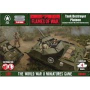 Tank Destroyer Platoon (Plastic)