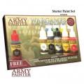 Army Painter - Warpaints Starter Paint Set 0