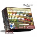 Army Painter - Warpaints Mega Paint Set 0