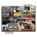 Army Painter - Warpaints Mega Paint Set 1