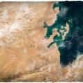 Terrain Mat Mousepad - Orbital Dunes - 120x120 1