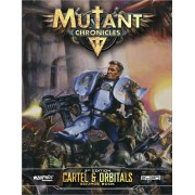 Mutant Chronicles -Cartel and Orbitals Source Book