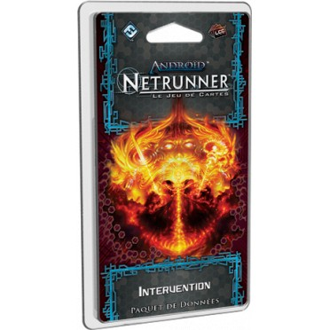 Android Netrunner : Intervention VF