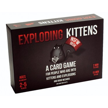 Exploding Kittens : NSFW Edition