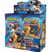 Boite de 36 Boosters Pokémon XY12 Evolutions