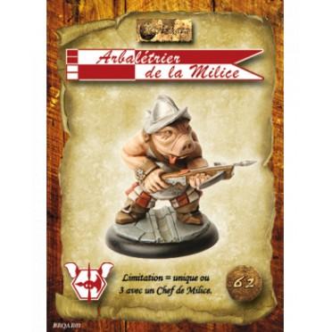 Briskars - Quintors - Arbaletrier de la Milice