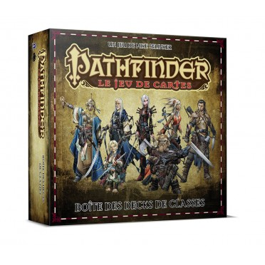 Pathfinder Le Jeu de Cartes - Deck de Classes