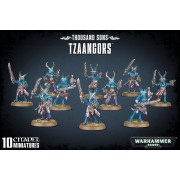 W40K : Thousand Sons - Tzaangors