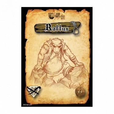 Briskars - Mercenaires - Rattus