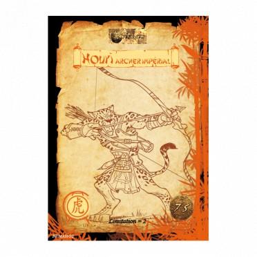 Briskars - Maoks - Houyi, Archer Impérial 2