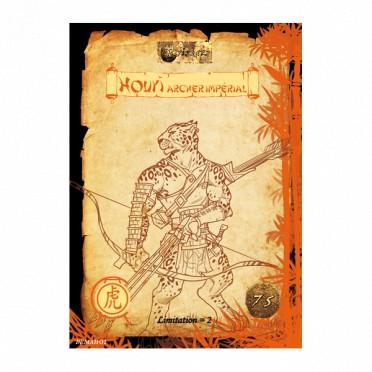 Briskars - Maoks - Houyi, Archer Impérial 1
