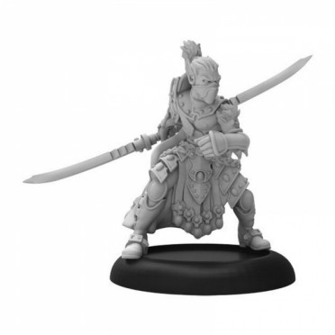 Hordes - Blighted Nyss Warlord