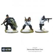 Bolt Action - Dismounted Panzer Crew