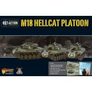 Bolt Action - Hellcat Platoon pas cher