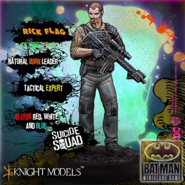 Batman - Rick Flag