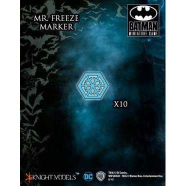 Batman - Mr. Freeze Markers