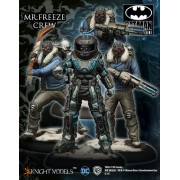 Batman - Mr. Freeze Crew