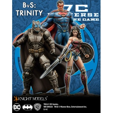 DC Universe - Batman V Superman (Trinity)