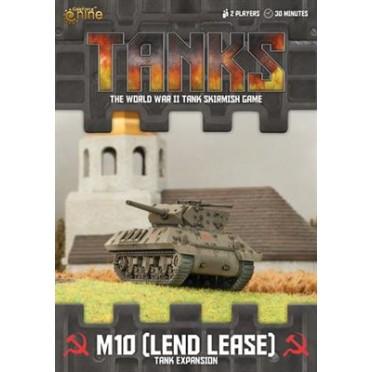 Tanks - Soviet M10 ( Lend Lease)